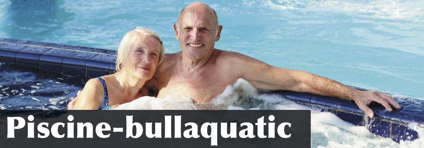 Piscine spa bullaquatic